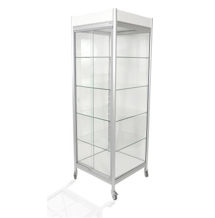 Glasmonter 635x635x1835 4 hyll