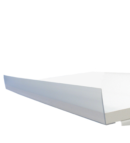 Framkant PVC 900x60