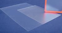 Skyddsplast för plastram