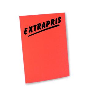 "Kartong A4 ""EXTRAPRIS"""