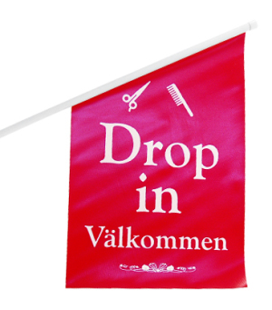 "Flagga ""Drop-In"""