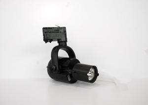 9414 Spot 50W kallljus svart