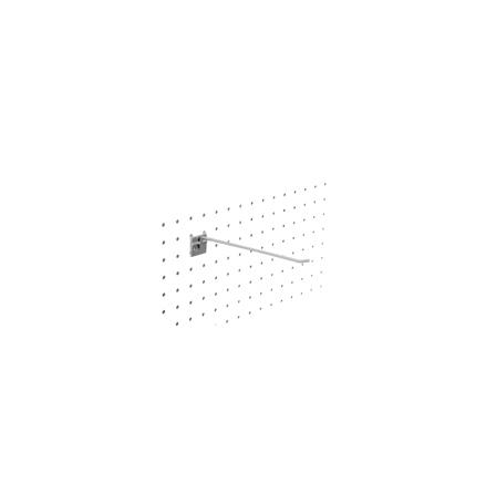 Enkelspjut för perfoplåt