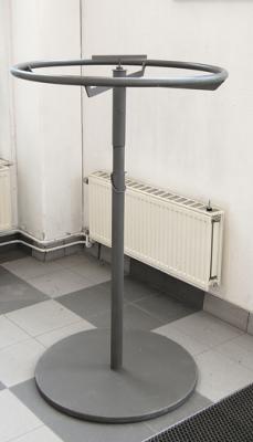 Rundställ, grå D:800