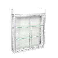 Glasmonter för spårpanel