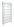 Glasmonter 935x200x1835 6 hyll
