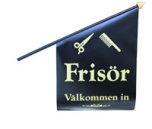 """Flagga """"FRISÖR"""""""